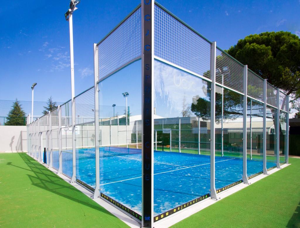 Tarifas para abonados escuelas deportivas y alquiler de for Pista de padel individual