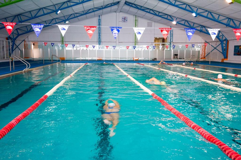 Nataci n informaci n general ucjc sports club for Piscina de natacion