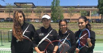 Equipo cadete femenino