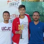 Pablo Vivero campeón de Madrid