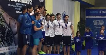 equipo natacion